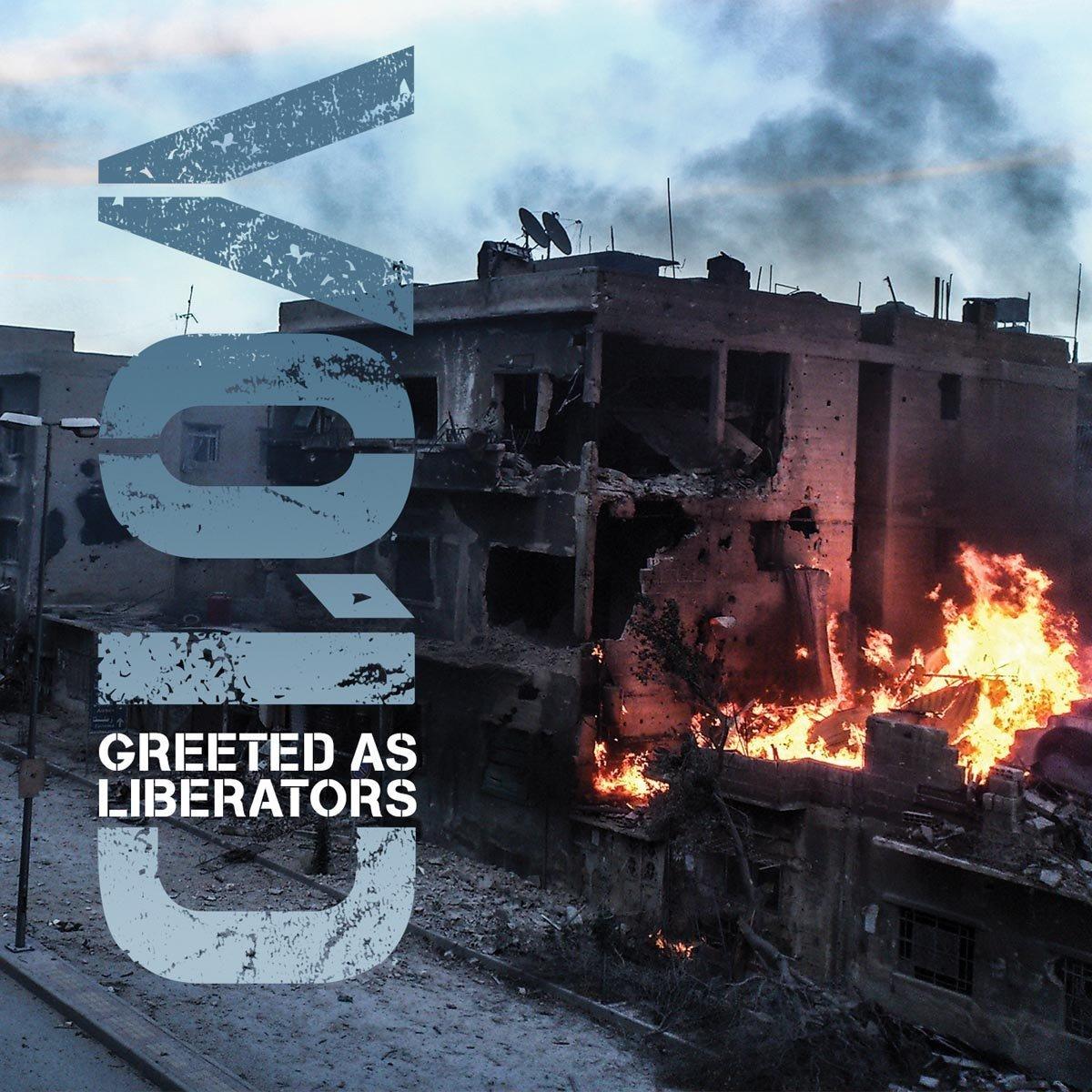CD : V01D - Greeted As Liberators (2PC)