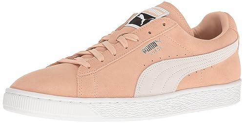 800f5a3da5dc0b PUMA Men s Suede Classic + Sneaker  Amazon.co.uk  Shoes   Bags