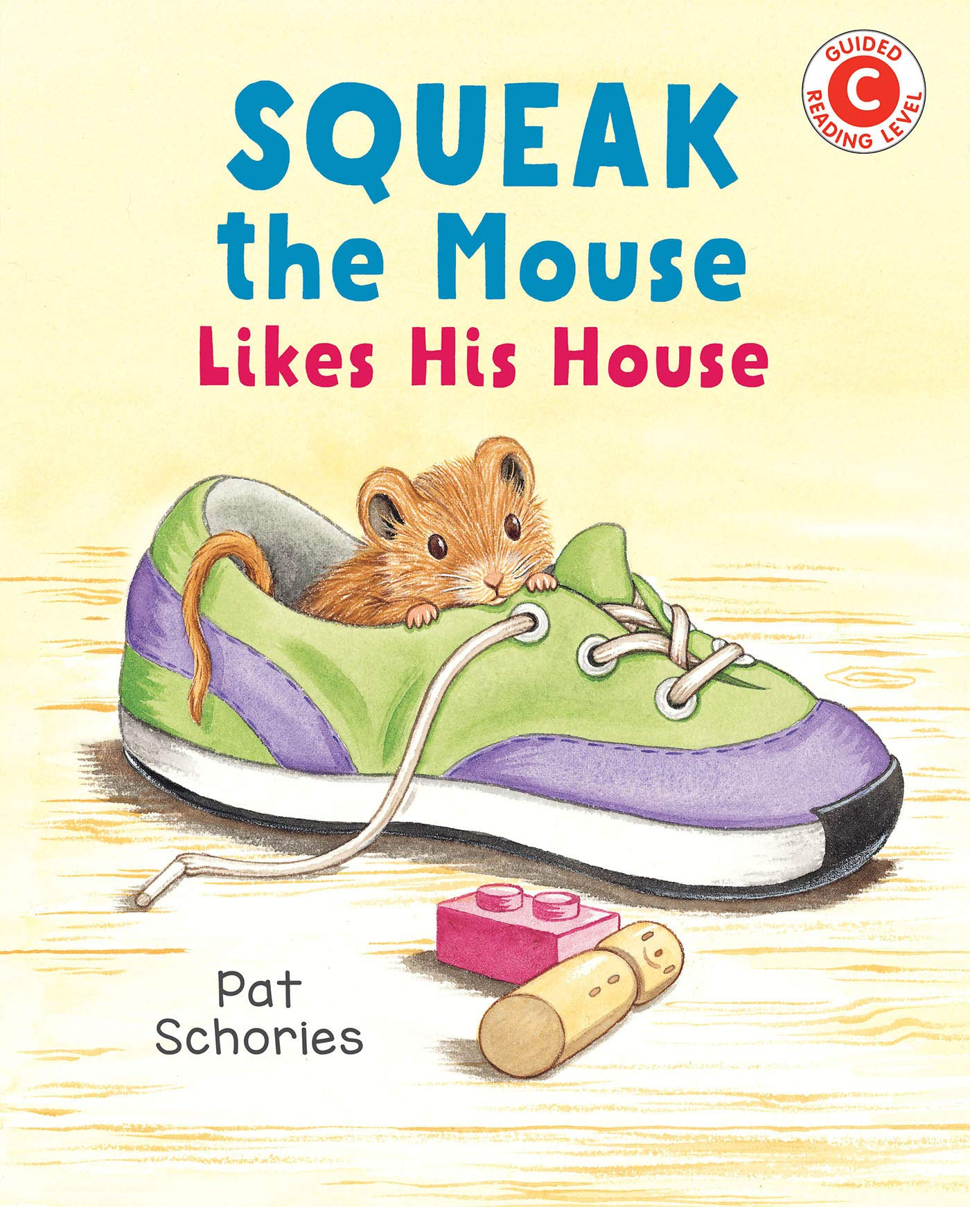 Read Online Squeak the Mouse Likes His House (I Like to Read) PDF