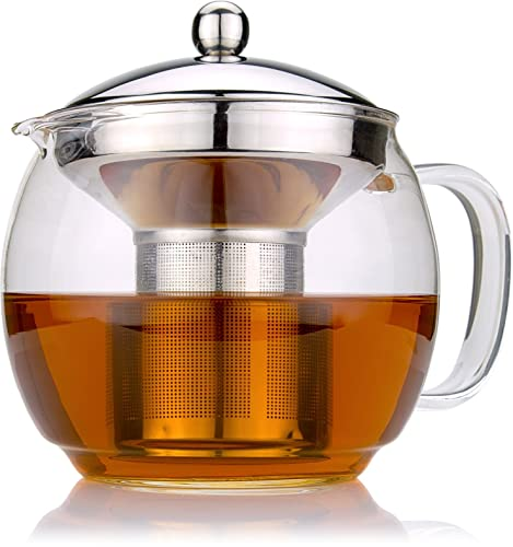 Cozyna Glass Teapot With Infuser