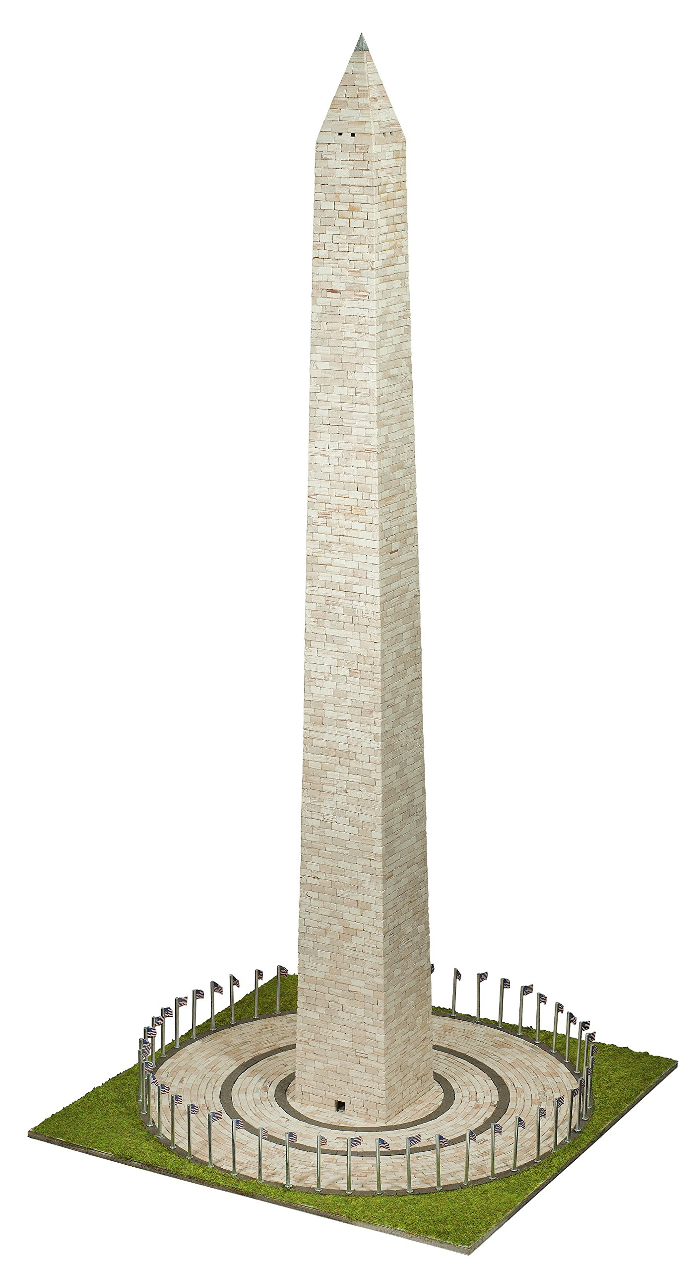 Washington Monument Model Kit