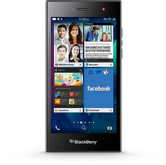 BlackBerry Leap (India-Grey) Smartphones at amazon