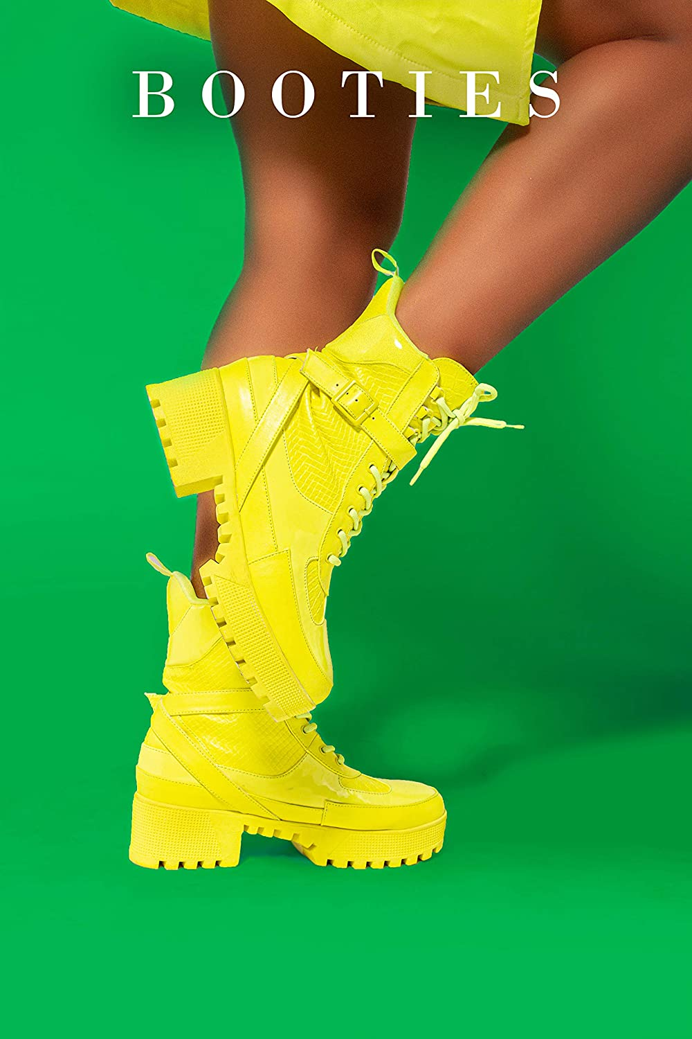 Womens High Tops Boots Platform Boots with Chunky Block Heels Cape Robbin Hot Rod Combat Boots for Women