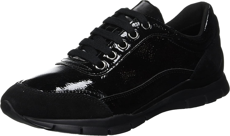 Geox D Sukie B, Zapatillas para Mujer