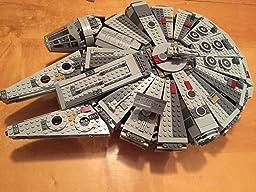 lego millennium falcon 75105 instructions