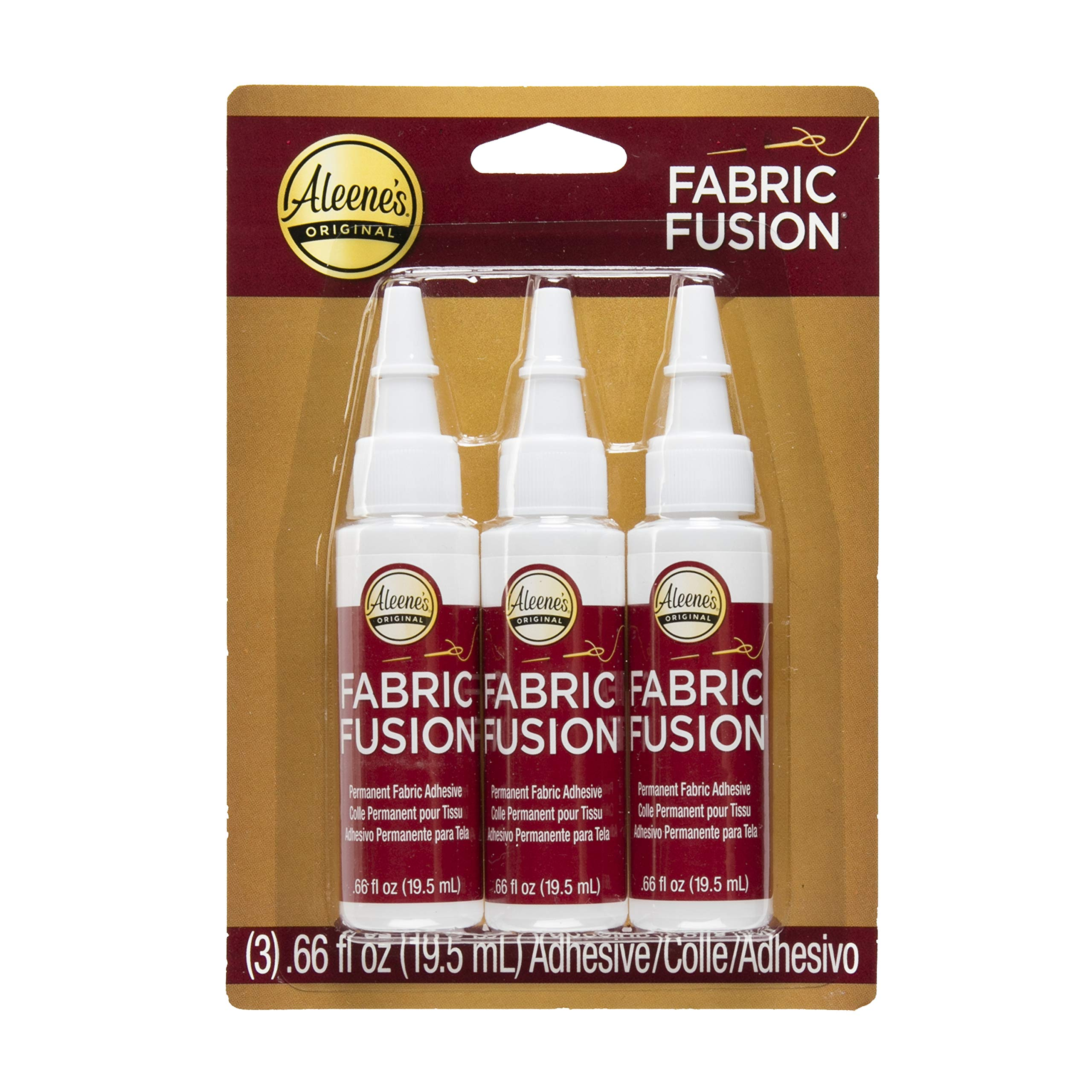 Aleene S Fabric Fusion Glue 3 Pack Buy Online In Cayman Islands At Desertcart