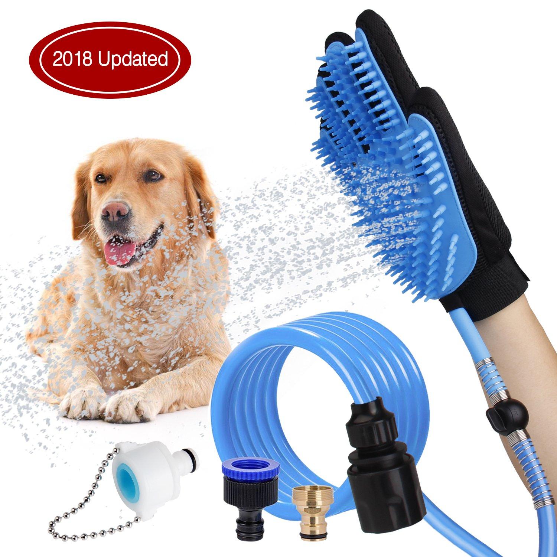 Amazon.com: WOWGO NEWEST Pet Bathing Tool Dog Shower Sprayer ...