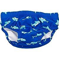Playshoes UV Protection Nappy Shark Bañador Unisex – Bebé