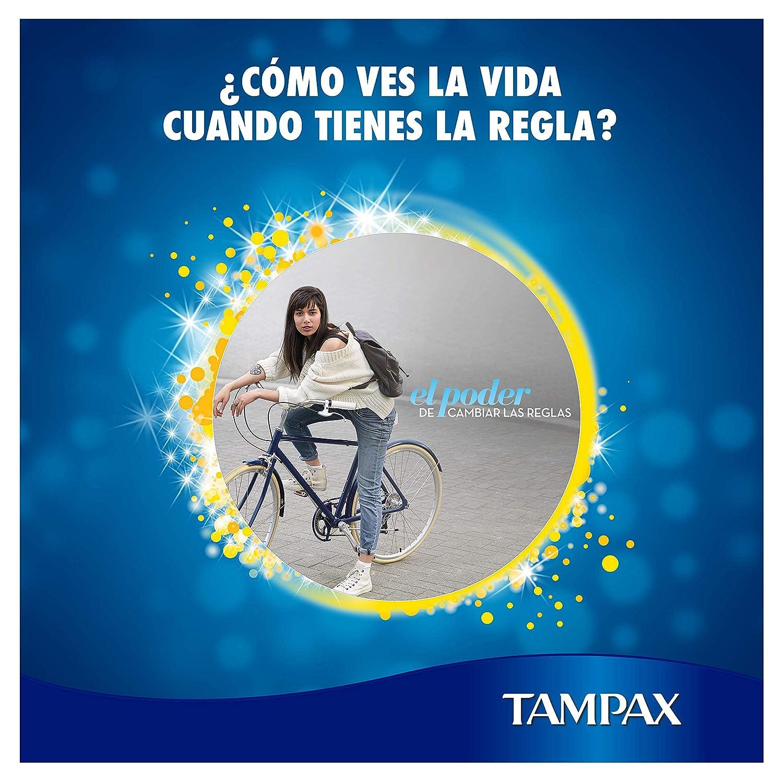 Tampax Compak Pearl Regular Super Plus