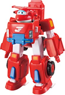 Super Wings - Vehículo transformable Jett & figura transformable (ColorBaby 85138): Amazon.es: Juguetes y juegos