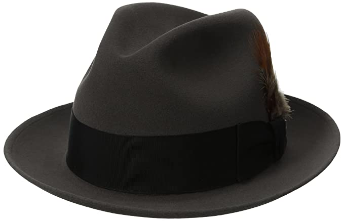 1a6560187 Stetson Men's Saxon Royal Quality Fur Felt Hat