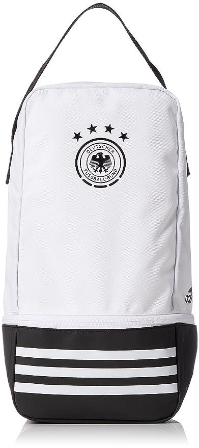 b61a4187f6 adidas DFB Shoebag – Fußballschuh, Unisex, Schwarz, (schwarz/weiß):  Amazon.de: Sport & Freizeit