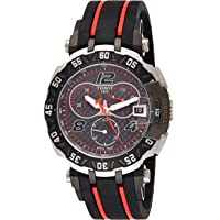 Tissot T-Race MotoGP Black Dial Chronograph Quartz Men's Watch