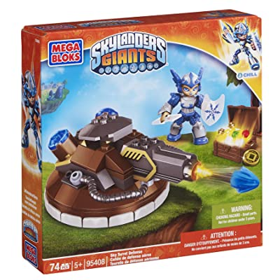 Mega Bloks - Skylanders - Sky Turret Defense: Toys & Games