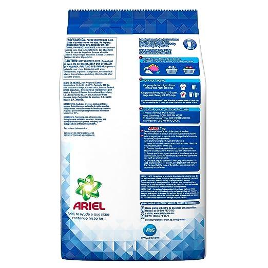 Amazon.com: Ariel detergente aroma Original (211oz.): Health ...