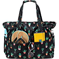 Flamingo 2 Canvas Tote Shoulder Bag Canvas Bag Large Capacity Ms Backpack Travel 13.3x4.7x12.2 in