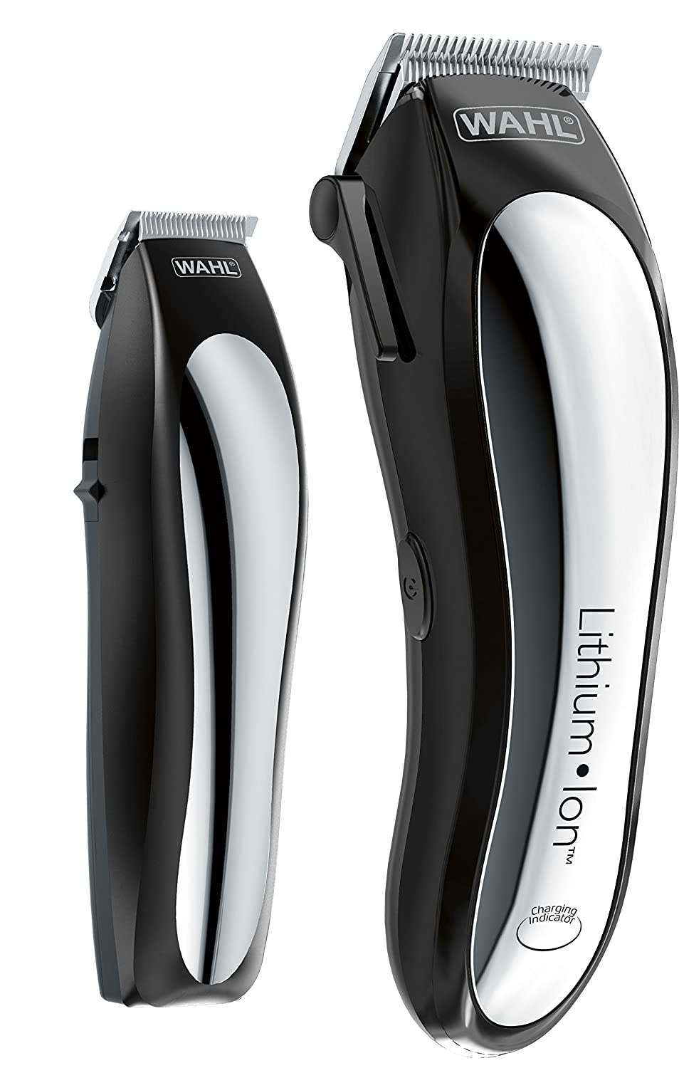 Wahl 79600-2116 Professional Lithium Ion Hair Clippers (Mains/Battery) Includes Precision Trimmer
