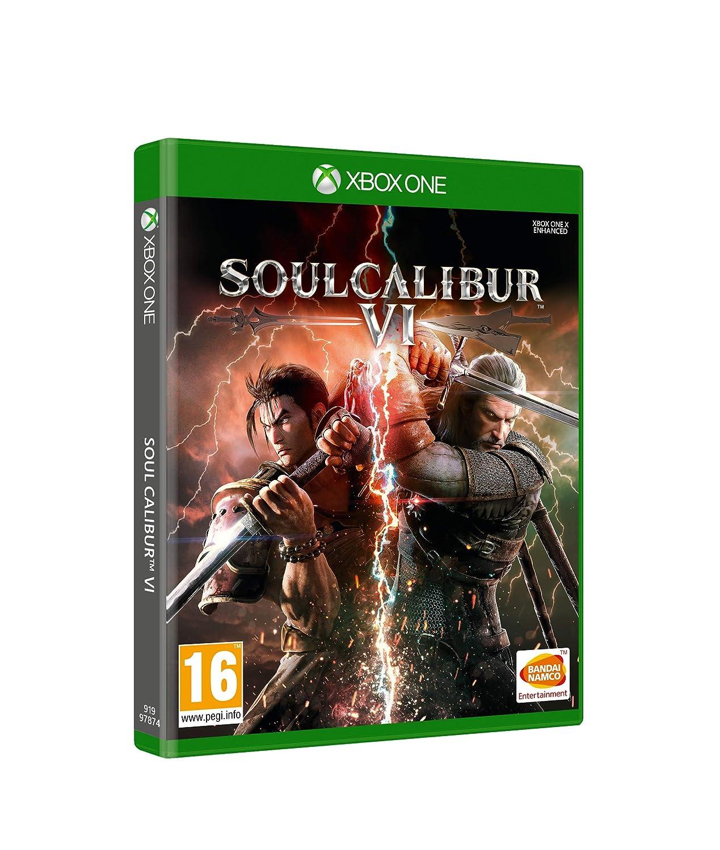Soulcalibur VI: Amazon.es: Videojuegos