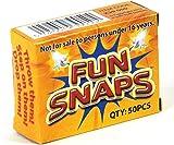500 Fun Snaps Throw Bangers (10 boxes)
