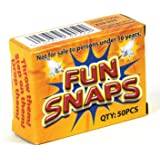 500 Fun Snaps Throw Bangers (10 boxes)