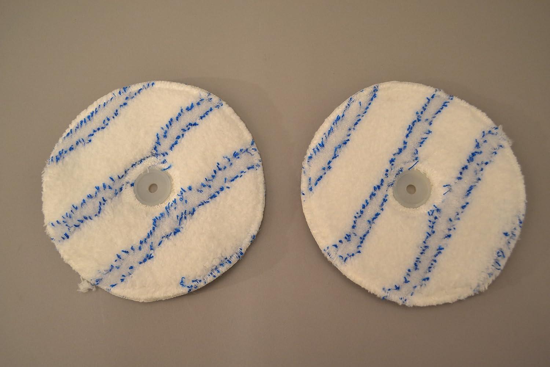 Genuine Pullman Holt Gloss Boss Microfiber Pads 2pk