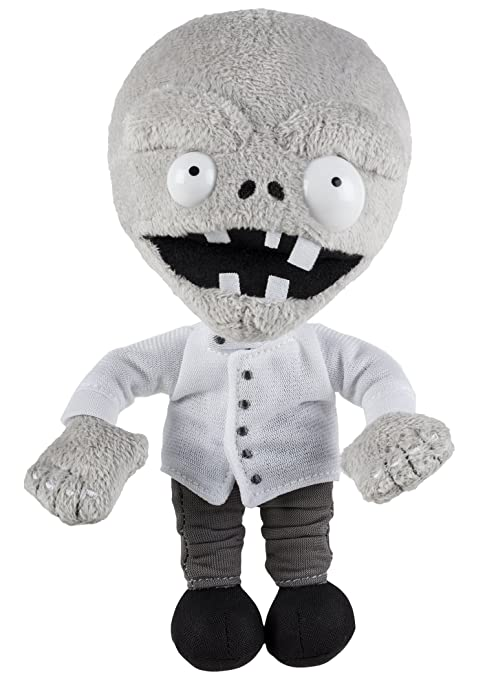 "Plants vs Zombies GW2 - 7"" Zomboss Plush"
