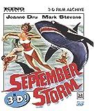 September Storm 3D [Blu-ray]