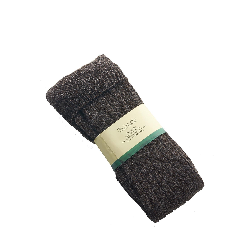 Kilt Socks, Pentland Brown
