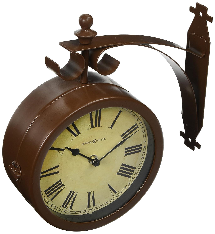 Amazon howard miller 625 317 obrien wall clock home kitchen amipublicfo Gallery