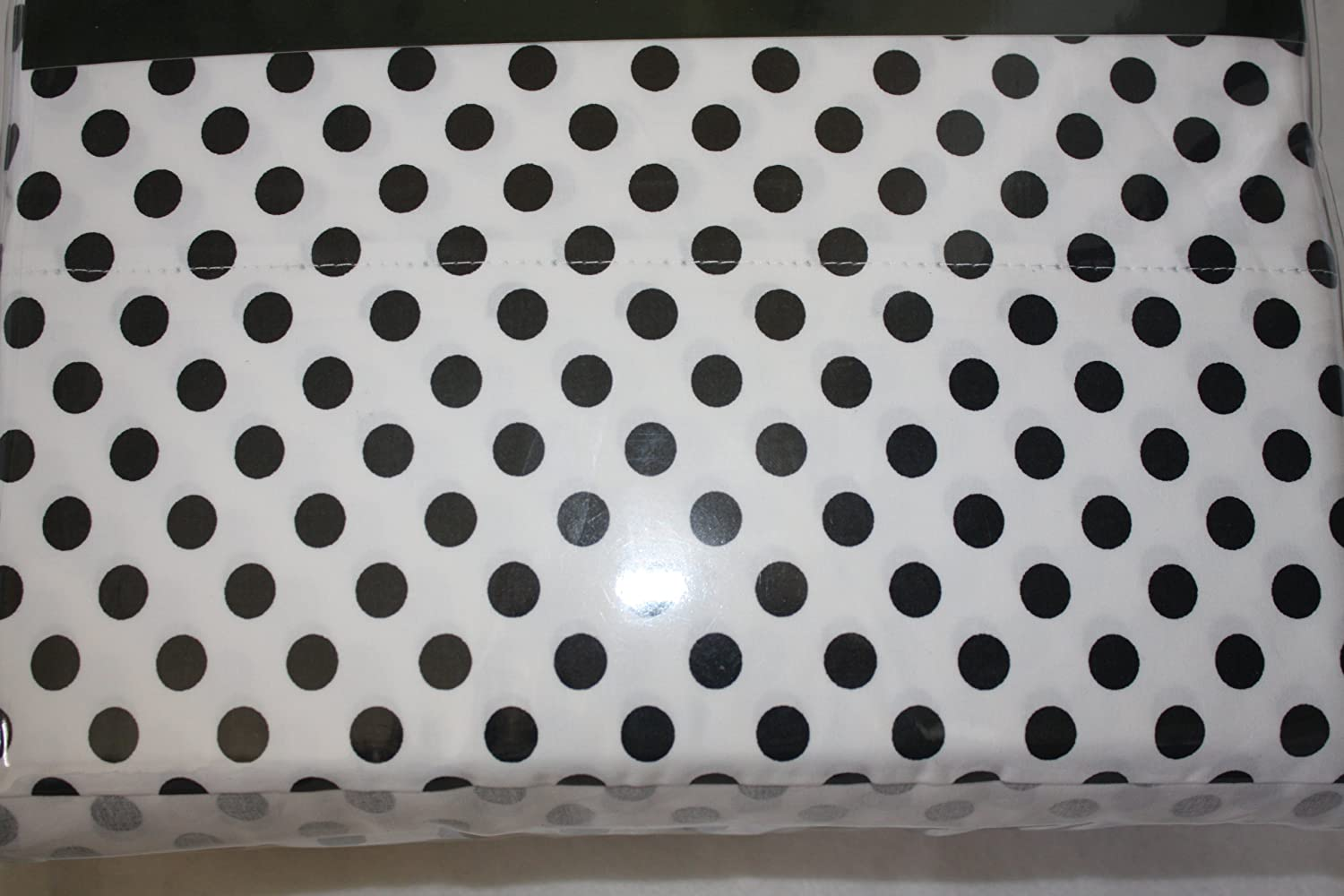 amazoncom ralph lauren black and white queen polka dot sheet set home u0026 kitchen