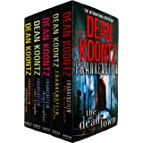 Frankenstein Series 5 Books Collection Set by Dean Koontz (Prodigal Son, City of Night, Dead and Alive, Lost Souls & The Dead