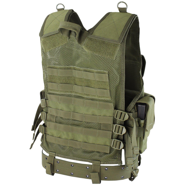 Condor Elite Tactical Vest Black ETV-002