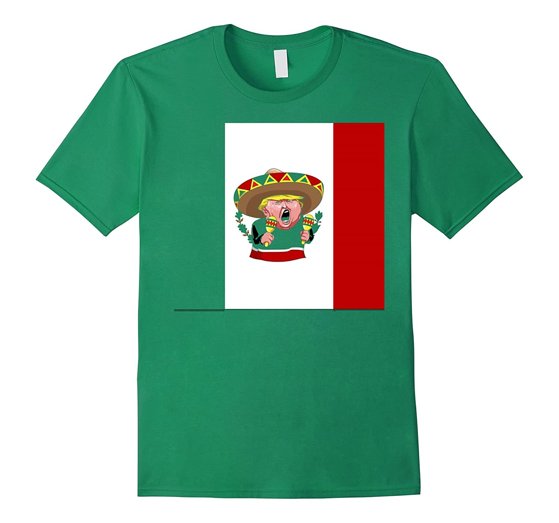 Trump Make Cinco de Mayo Great Again T-Shirt-Vaci