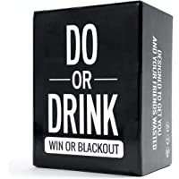 Do or Drink Card Game for Parties, College and Game Night