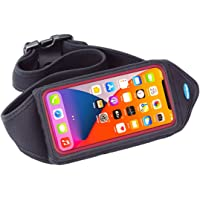 Tune Belt Running Waist Pack for iPhone 11, 11 Pro Max, Xr, Xs Max, iPhone 7/8 Plus, Samsung Galaxy S10+ S9+ S8+, Note…