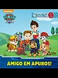 Patrulha Canina - Amigo em Apuros!: Coleção Livro de História Mini Ed.01