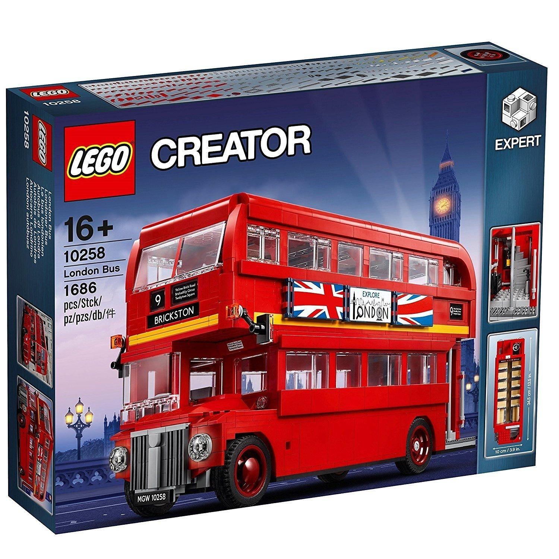 excelentes precios Lego Creator London London London Bus 10258 - 1686 piece - Limited Edition  venta al por mayor barato