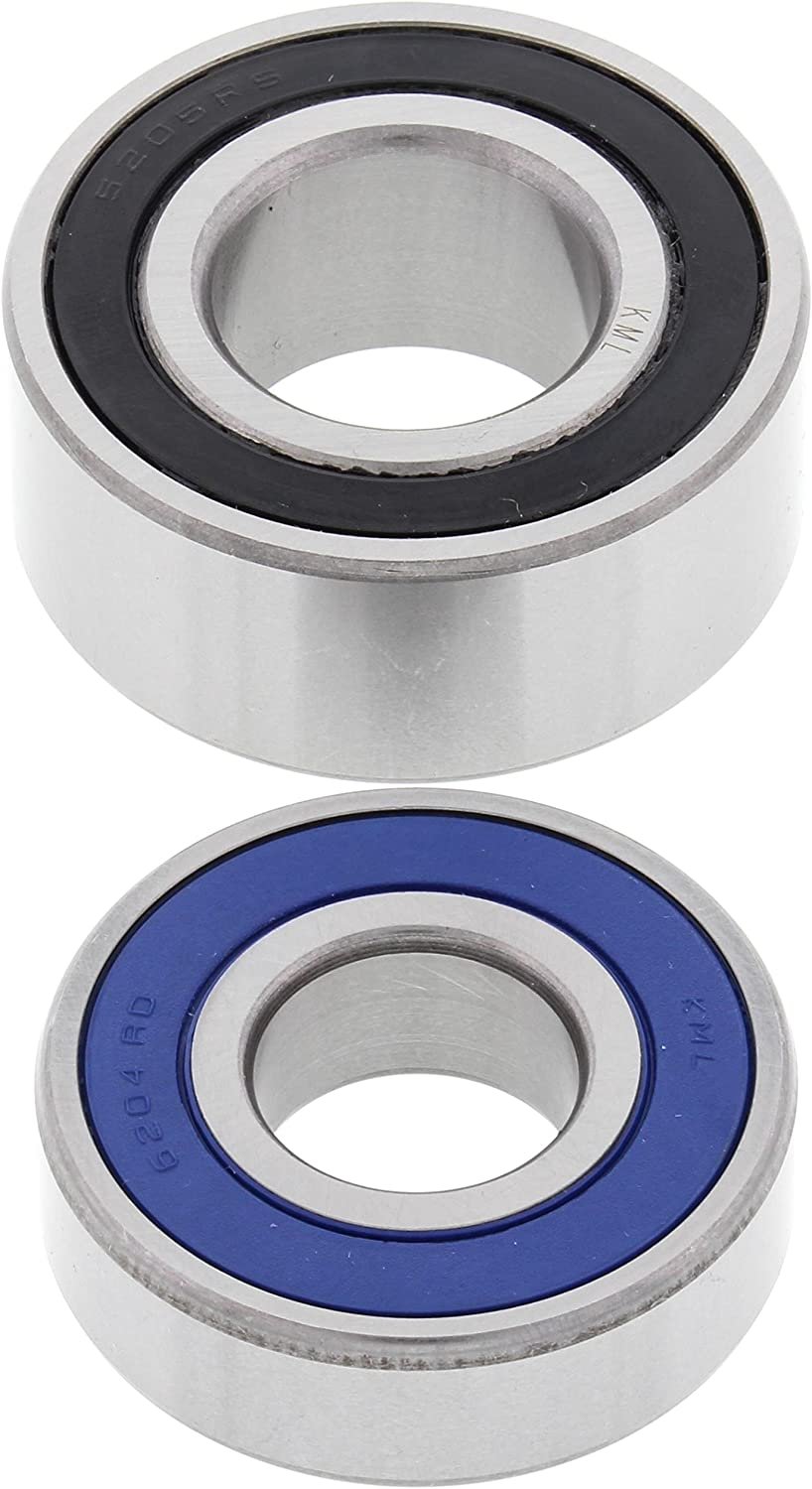 All Balls 25-1521 Wheel Bearing Kit All Balls Racing