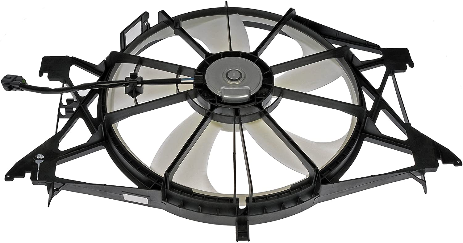 Dorman 620-060 Air Conditioning Condenser Fan Assembly