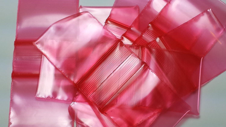 1010 Original Mini Resealable 2mil Plastic Bags 1