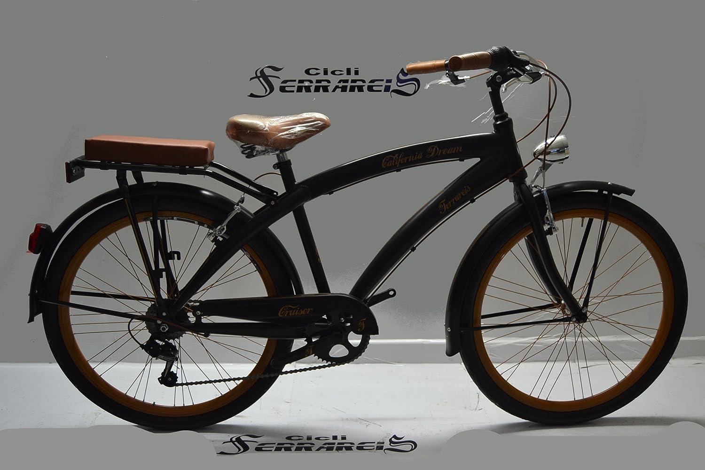 Cicli Ferrareis Bici Cruiser Bike BICICLETTA Cruiser California ...