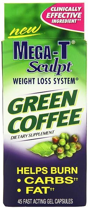 mega t extreme sculpt green coffee