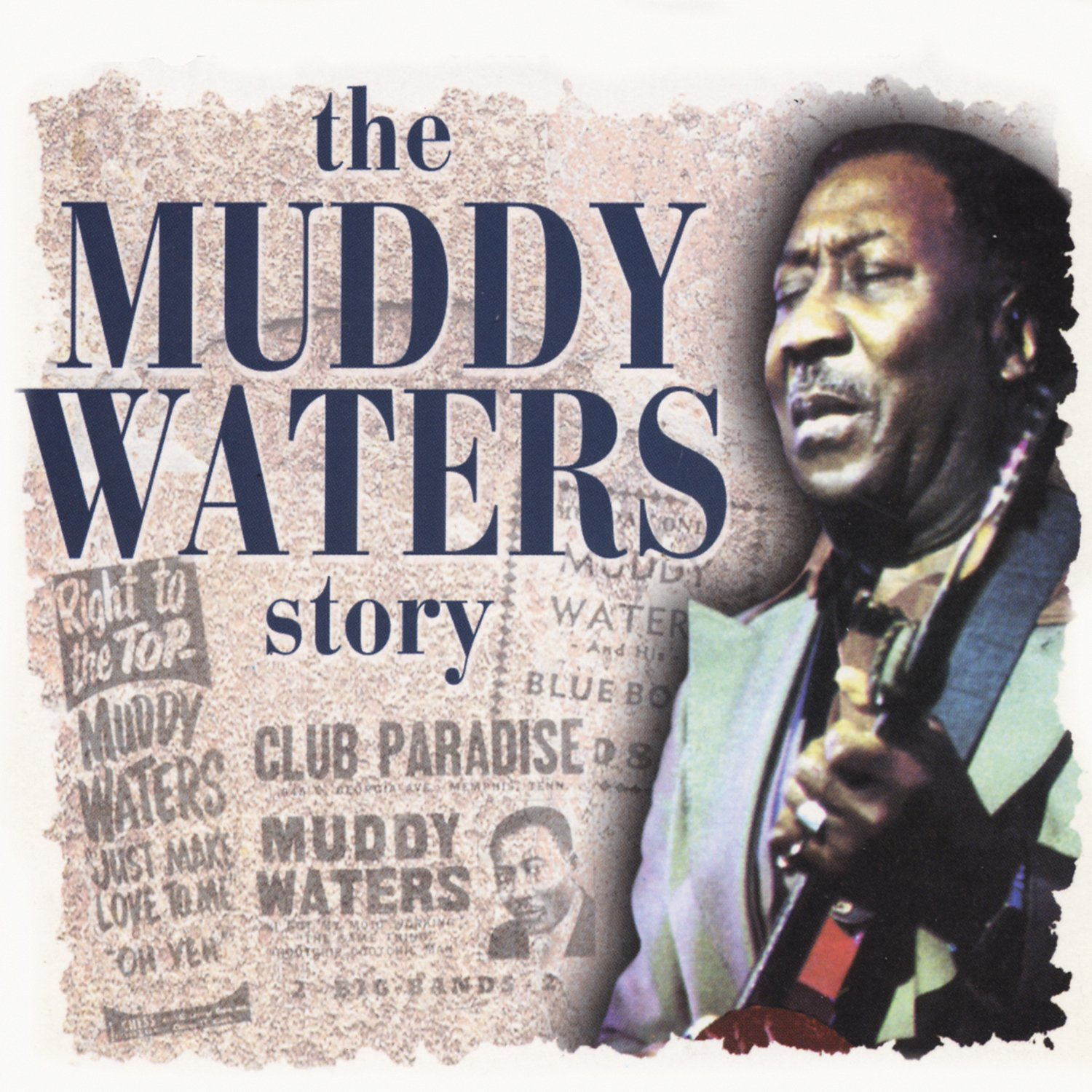 The Muddy Waters Story (4CD Music and Interview Box Set)