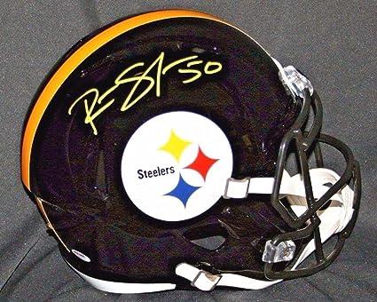 2f960a1fa Ryan Shazier Signed Helmet - SPEED REVO Replica - PSA DNA Certified -  Autographed NFL