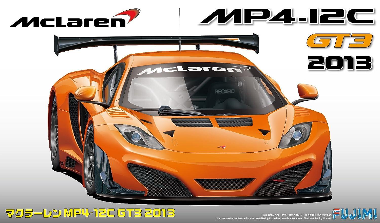 フジミ模型 1/24 リアルスポーツカーシリーズNo.62 マクラーレン MP4/12C GT3 2013 B00GNSEEA0
