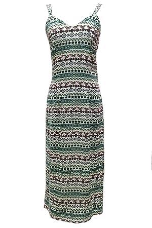 merr.Jarr Women Maxi Dress Boho Backless Side Split Deep V Open Back Summer Sundress Size 16
