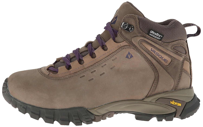 Vasque Women's Talus Ultradry Hiking Boot B00I6CBSTQ 8.5 W US|Bungee Cord/Purple Plumeria