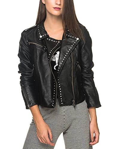 Free People - Chaqueta - para mujer negro negro Medium