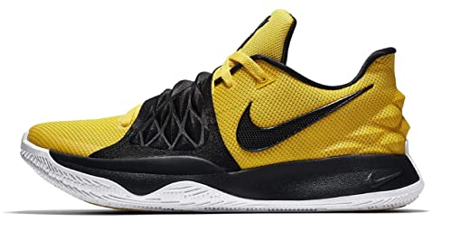 new styles ad677 26dfa Image Unavailable. Image not available for. Color  Nike Kyrie Low Mens  Fashion-Sneakers AO8979-700 14 - Amarillo Black