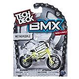 Tech Deck - BMX Finger Bike - WeThePeople - Green